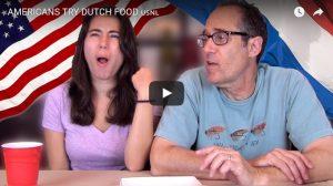 Filmpje Dinsdag 18 april: Nederlands eten