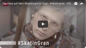 Filmpje Donderdag 4 mei: Skatende oma