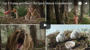 Filmpje Maandag 15 mei: Natuurreclames
