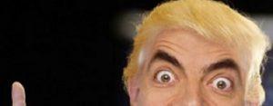 Plaatje Dinsdag 23 mei: Mr Trump Bean