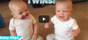 Vrijdag 16 juni Filmpje: Geinige tweelingen