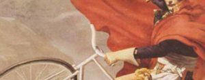 Dinsdag 18 juli Plaatje: Napolefiets
