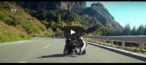 Vrijdag 28 juli Filmpje: Handig vervoermiddel