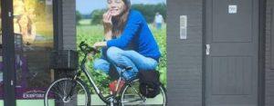 Zondag 10 december Plaatje: Kleine fiets?