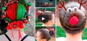 Vrijdag 22 december Filmpje: Kerstkapsels