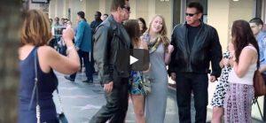 Woensdag 21 februari Filmpje: Terminator Prank