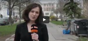 Dinsdag 13 maart Filmpje: Gekke dingen op camera