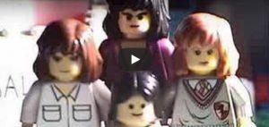 Zaterdag 28 april Filmpje: Bohemian Lego
