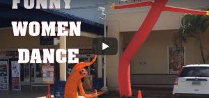 Maandag 21 mei Filmpje: Opblaasdans