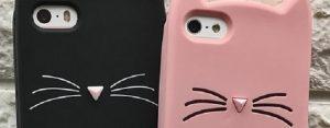 Zondag 27 mei Plaatje: Kattige hoesjes