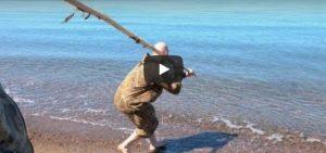 Zondag 3 juni Filmpje: Visfun