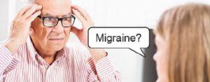 Woensdag 2 januari Plaatje: Migraine?