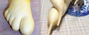Woensdag 3 april Plaatje: Grappige groente