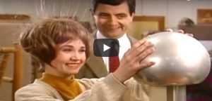 Zaterdag 22 juni Filmpje: Statische Mr Bean