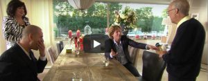 Donderdag 4 juli Filmpje: Clowntje Copernicus bij Villa Morero