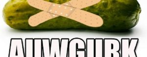 Zondag 14 juli Plaatje: Auwgurk