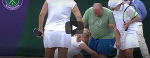 Zondag 28 juli Filmpje: Wimbledons leukste momenten