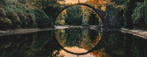 Zaterdag 21 september Plaatje: Spiegelbrug