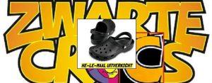 Maandag 2 december Plaatje: Zwarte Crocs Uitverkocht