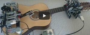 Maandag 16 december Filmpje: Lego speelt gitaar