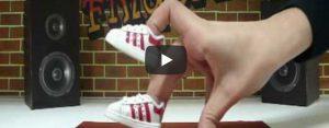 Vrijdag 24 januari Filmpje: Vingerbreakdance