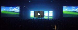 Maandag 17 februari Filmpje: DJ krijgt Windows-foutmeldingen
