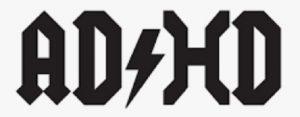 Vrijdag 21 februari Plaatje: AD-HD logo