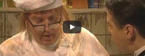 Donderdag 4 juni Filmpje: André van Duin Peper & Zout bij het eten