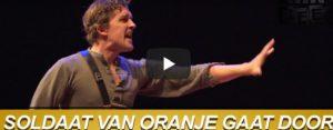 Maandag 22 juni Filmpje: Soldaat van Oranje gaat door