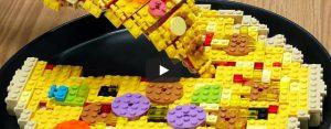 Zondag 28 juni Filmpje: Lego-Pizza